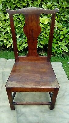 Early Victorian Country Chair