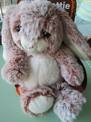 Aroma Home-Cozy Hottie-Plush Rabbit-Microwavable Inner Pillow-Lavender Scent-New