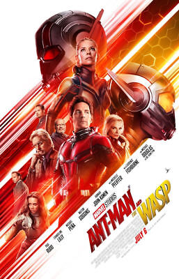 "Ant Man & the Wasp ( 11"" x 17"" ) Movie Collector's Poster Print - B2G1F"