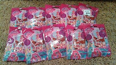 My Little Pony Lot of 10 Friendship & Magic Collection Blind Bags Wave 15