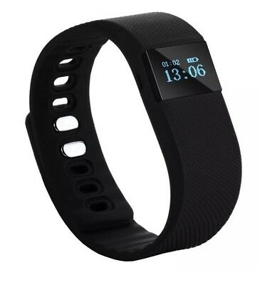 Kids Activity Tracker Pedometer Child Fitness Band Step Counter Smart Watch Gym