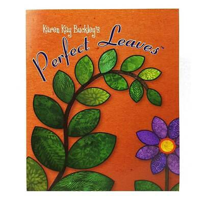 Perfect Leaves by Karen Kay Buckley Quilting Applique Craft