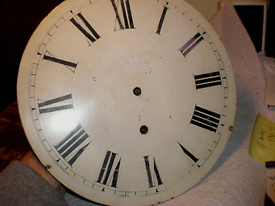 Antique-Winterhalder & Hofmeier Clock Movement-Ca.1890-To Restore-#P134