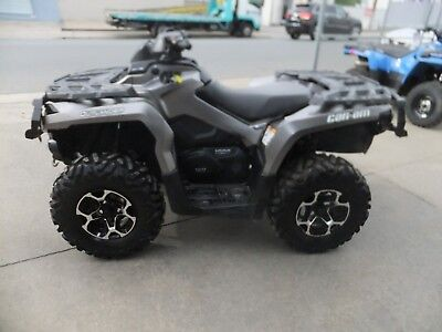 Can Am Outlander Xt 1000 2014 (Not Polaris)