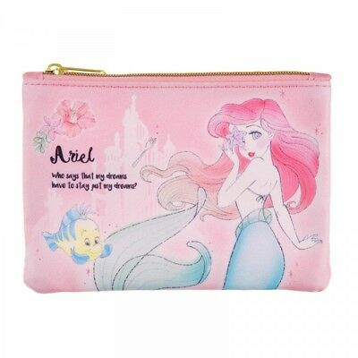 New Disney Store Japan Tissue case Ariel charming From Japan F/S