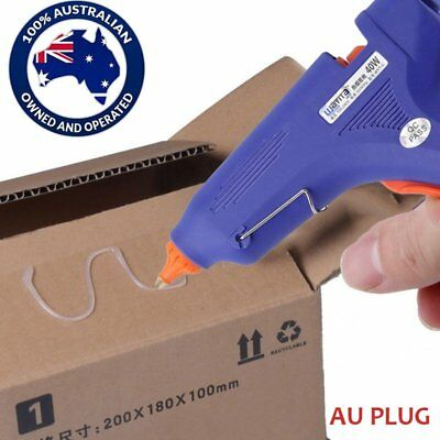 Hot Glue Gun Melt Guns Craft Sticks Cord Mini Large Scrapbooking 40W AU Plug BG