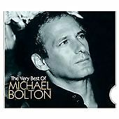MICHAEL MICHEAL BOLTON - The Very Best Of Greatest Hits Collection CD NEW