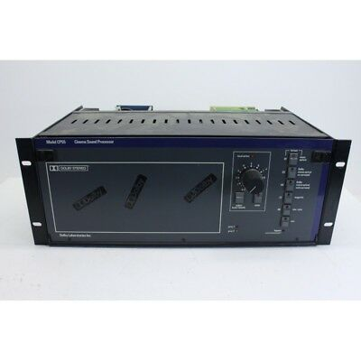 Dolby CP55 Cinema Sound Processor with cards