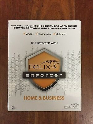 Antivirus Felix Enforcer 12 Months Subscription Home & Business