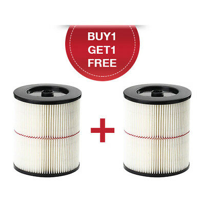 Replacement for Shop Vac 17816 Vacuum Air Filter ( Buy 1 Get 1 Free )