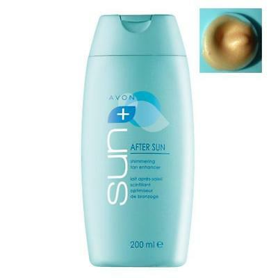 Avon SUN+ After Sun Schimmernde Apres-Lotion 200ml