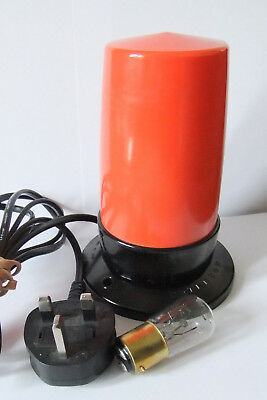 Paterson Darkroom Safelight/lamp+spare bulb