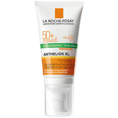La Roche Posay ANTHELIOS XL Gel Cream TINTED DRY TOUCH SPF 50+ANTI SHINE 50 ML