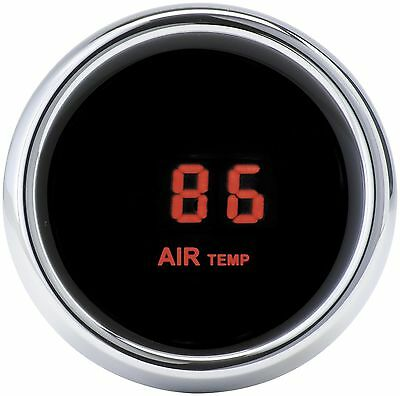 Dakota Digital Outside Air Temperature Gauge with Red LED MCL-3K-T-R FOR HARLEY