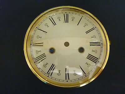 Clock Parts . Clock  Bezel / Dial with Glass. (BG8)