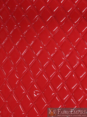 Vinyl Upholstery Silver Metallic Diamond Quilted Fabric With 3 8