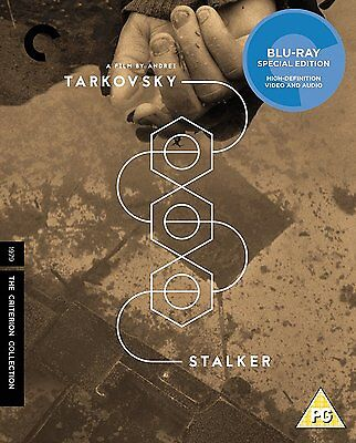 Stalker [THE CRITERION COLLECTION] [Blu-ray] Brand New Sealed 5050629100938