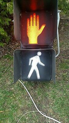 Durasig Pedestrian Crosswalk  Signal Walk/Don't Walk Light LED Elements