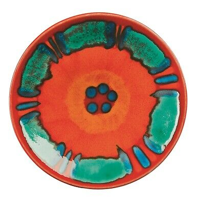 Poole Pottery Volcano Ceramic Small Plaque Dish 12cm First Quality UK Made