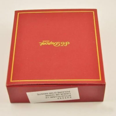 S.T Dupont Memorial lighter Gift new box ! Free Shipping