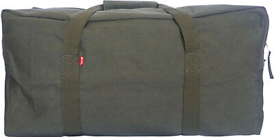 HD CANVAS DUFFLE STYLE G.I. TRAVEL BAG -  CANVAS 13.5 ounce- 3 SIZES