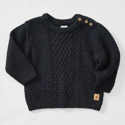 NEW Baby Cable Knit Jumper