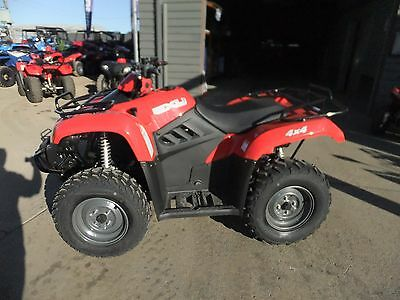 Kymco MXU 400 4x4 ATV Quad Bike (Not a Polaris) SAVE $1000