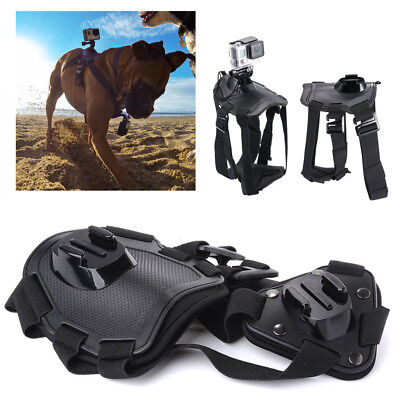 Dog Fetch Hound Harness Chest Strap Belt Mount for GoPro Camera Hero 4 3+ 3 2 1