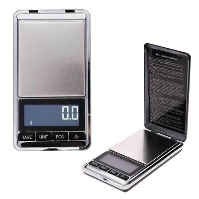 Mini Electronic Pocket Digital Jewelry Weighing Scale 0.01 Weight 200g 300g 500g