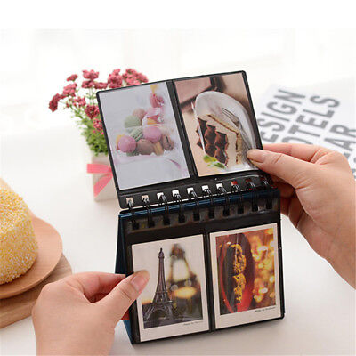 68 Pocket Album Case Storage for Polaroid Photo FujiFilm Instax Mini Film Size