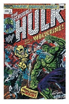 Incredible Hulk #181 Shattered Variant, The Hunt For Wolverine #1, Sold Out!