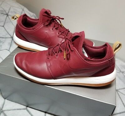 c927e12cdfddd B15 Nike Roshe Two Leather Premium 2 men lifestyle sneakers 881987-600 Sz 12