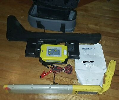 Rycom Cable & Pipe Locator 8879CP Receiver & 8869 Transmitter