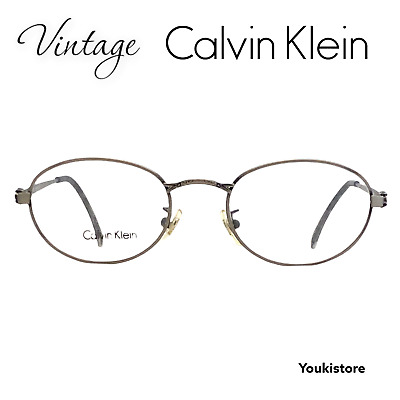 52edcdcbbe6946 Calvin Klein Occhiale Da Vista Ck 112 560 Made In Italy - New!