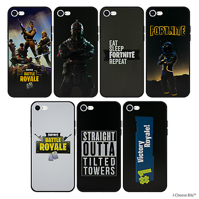 FORTNITE CASE/COVER FOR Apple iPhone 4 5c 5s SE 6 6s 7 8 X ...