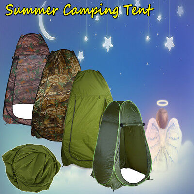 Portable Instant Pop Up Tent Outdoor Camping Toilet/Shower Changing Privacy Room