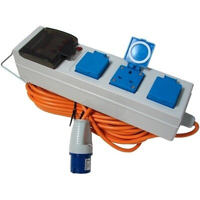 Maypole 3 Way Mobile Mains Power Unit