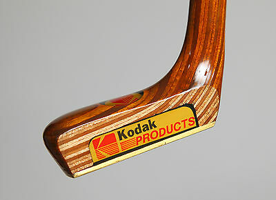 Kodak GOLF PUTTER a CUSTOM  NICE photography COLLECTABLE.. LIMITED NUMBER MADE