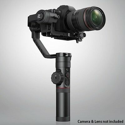 Zhiyun-Tech Crane 2 (Mark II) 3-Axis Handheld Stabilizer with Follow focus