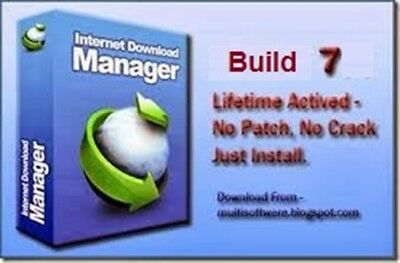 IDM Internet Download Manager 6.3 Build 7 Latest Ver 2018 Delivery in 5 min
