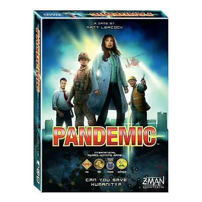 Pandemic Board Game (2013) - by Z-Man Games