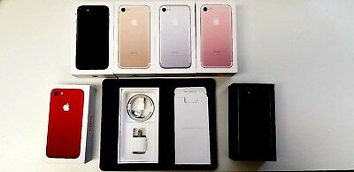 Apple iPhone 7 7 Plus Original Retail Box with OEM Accessories Included