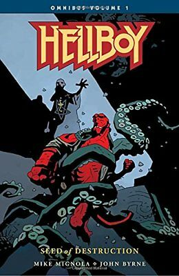 Hellboy Omnibus Volume 1 Seed of Destruction Paperback New Pre-Order 1506706665