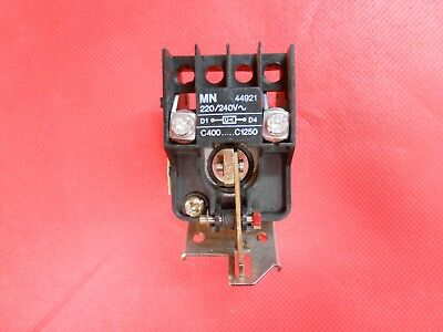 Merlin Gerin 44921 Circuit Breaker Mn Coil 240V - Reconditioned/tested