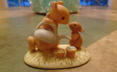"1975 Tiny Talk's  ""Sprinkle of Love""  Mice Ceramic Figurine"