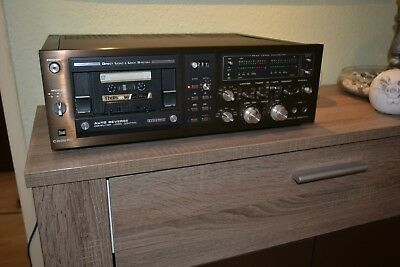 Dual C839RC High-End   Tape Deck Germany