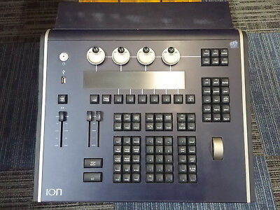 ETC ION 6000 lighting console light board NEW SSD AND