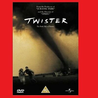 Twister DVD Bill Paxton Cary Elwes Helen Hunt Brand New Sealed 3259190695221