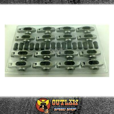 "Crow Cams Small Block Chev S/steel Roller Rocker Set 1.50 X 7/16"" - Cccrcsb157"
