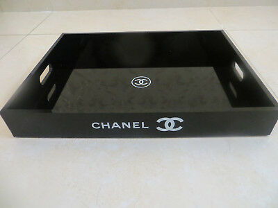 CHANEL Extra Large Vanity Cosmetic Tray, makeup orginizer, VIP GIFT NIB